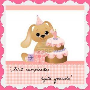 Imagenes de cumpleaños para una hijita