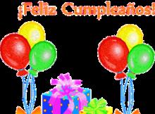 Feliz cumpleaños para bebes