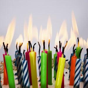 Imagenes de cumpleaños con velas