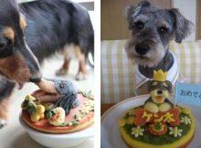 Imagenes de cumpleaños de perros