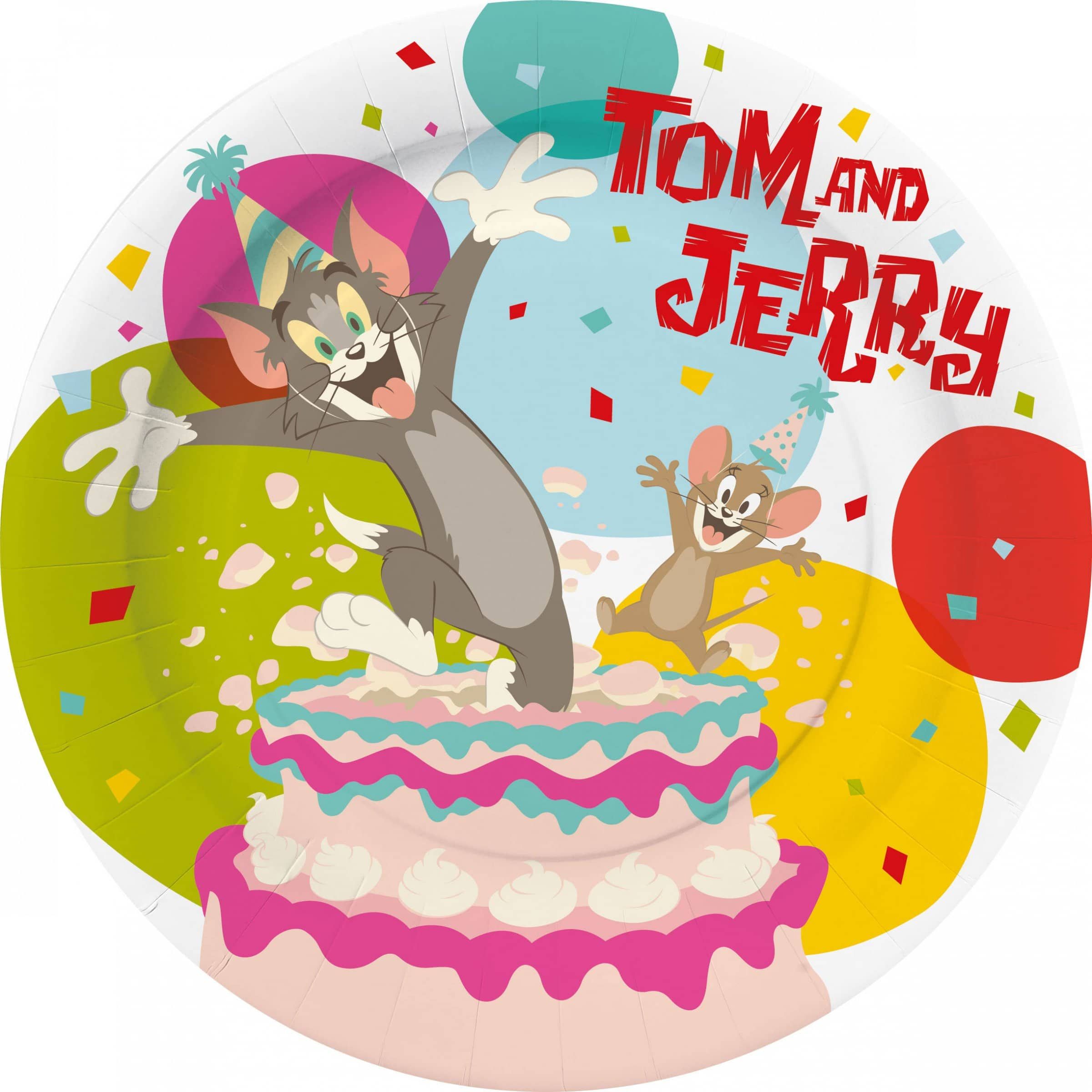 Imagenes de cumpleaños Tom y Jerry