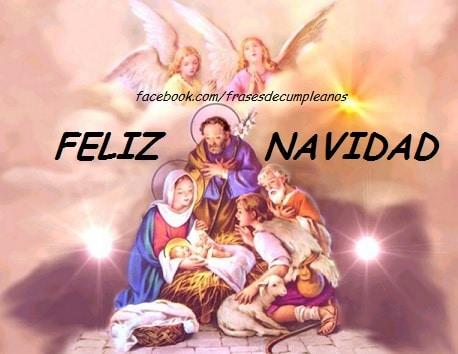 Frases e imagenes de cumpleaños de Jesús, la Navidad