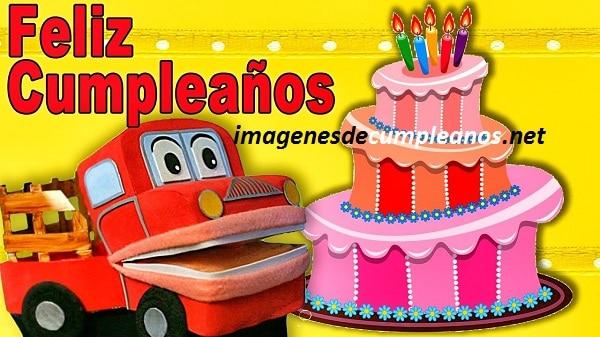Cumpleaños para bebes de 2 años